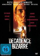 Decadence Bizarre ( Thriller-Drama ) mit Pete Postlethwaite, Géraldine Pailhas