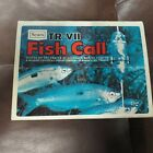 Vintage Sears 1960's Fish Call TR VII in Box ~ Fish Attracting Fishing Lure Kit
