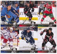 10-11 Upper Deck Ian White /100 UD Exclusives Hurricanes 2010