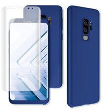 360° Schutzhülle + Panzerfolie Samsung Galaxy S9 / S9 Plus Full Body Cover Case