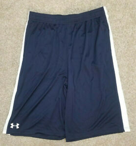 NWT Under Armour Boy's Athletic Shorts Size Extra Large Loose w