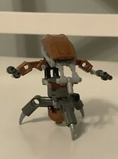 Lego Star Wars 7662 Droideka Destroyer Droid *Rare Copper Pieces* Minifig sw0164