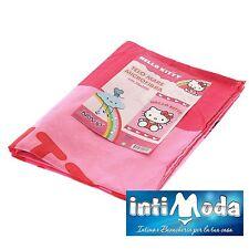 Asciugamano Hello Kitty Telo Mare Piscina Microfibra Ufficiale Sanrio 70x150 cm