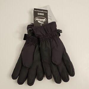 Kids Waterproof Ski Snowboard Winter Gloves 5Finger 3M Thinsulate  6/7 Highloong