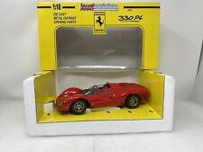 1/18 Jouef Ferrari 330 P4  Daytona LeMans  Red # 3005
