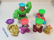 Marvel Super Heros Play Doh Set