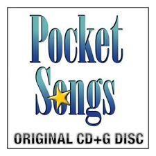Pocket Songs Karaoke CDG Disc -  COUNTRY FEMALE - PS1095 (PS1095)