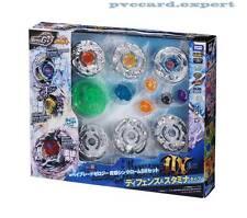 Takara Tomy Beyblade Zero G BBG-25 Ultimate Synchrom DX Set