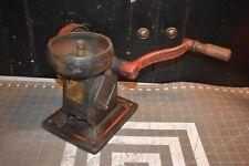 Vintage Antique Sears Bradley 352 Hand Crank Cream Separator