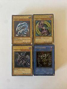 Yu-GI-Oh! - Yugi, Kaiba, Joey and Pegasus Starter Decks - Complete N/A 2002
