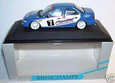 MINICHAMPS FORD MONDEO Nº7 ADAC TW CUP AUTO EL JAHRES 1994 T. BOUTSEN 1/43 BOX