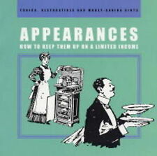Appearances: How to Keep Them Up on a Limited Income (Tonics, restoratives and m