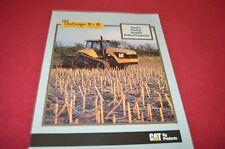 Caterpillar 35 45 Challenger Tractor Dealer's Brochure AEDA4194 LCOH