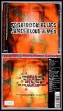 "JAMES BLOOD ULMER ""Forbidden Blues"" (CD Japonais) 1996 NEUF"