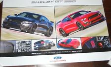 "SHELBY GT 350  NEW POSTER 24""X36"" inches NEW"