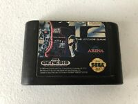 T2 The Arcade Game - Sega Genesis - Cleaned & Tested