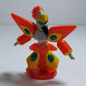 "2001 Medabots Robattle 2.5"" Phoenix Medabot Mini Figure Hasbro"
