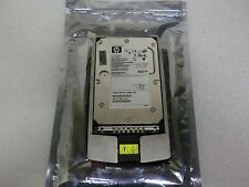 Qty Lot (5) HP Compaq 36GB SCSI Hard Drive 286774-005 BF03685A35