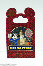 Disney Mickey Mouse Conductor Red Car Trolley Buena Vista Street Pin DCA