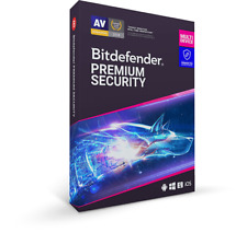 Bitdefender Total Security 2020-2019-2018 | 5 Devices(PC,MAC etc) | 3 Months key