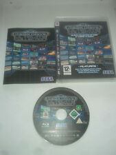 SEGA MEGADRIVE ULTIMATE COLLECTION  - PS3 - playstation 3  complet