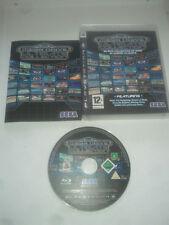 SEGA MEGA DRIVE ULTIMATE COLLECTION  - PS3 - playstation 3  complet