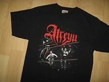 Atreyu 2006 Concert Tee - Metalcore Band World Championship Tour T Shirt Small