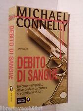 DEBITO DI SANGUE Michael Connelly Piemme 2001 Libro romanzo thriller narrativa