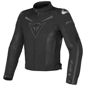 Dainese Super Speed Textile Unisex Motorcycle Jacket 46 - 52
