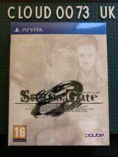 Chopes de; Gate 0 Zero Limited Edition pour PSV PS Vita Playstation TV UK/EU NEUF
