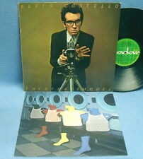 LP ELVIS COSTELLO-this year Model // 1978 GERMANY radar 1st pressing