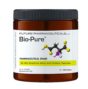 Bio-Pure- THE STRONGEST, MOST PURE PROTEIN SUPPLEMENT.  AMINO ACIDS, WHEY, BCAA