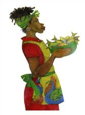 Fish Day Limited 300 Expressive Art By Charles Bibbs