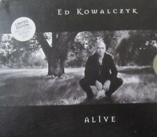 ED KOWALCZYK - ALIVE -   CD / DVD - LIMITED EDITION