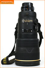 Nikon AF-S Nikkor ED 300 mm F2.8 D Autofocus Lens Free UK POST