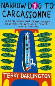 Narrow Dog To Carcassonne by Darlington, Terry Paperback Book The Cheap Fast