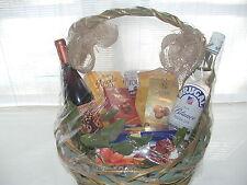 "10 pcs 36X38"" XL Large Gift Basket Heat Shrink Film Wrap Dome Bags"