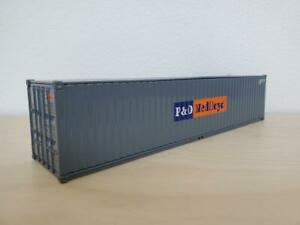1/50 NZG 624/02 P&O Nedlloyd 40ft Shipping Container