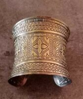 ANCIENT VIKING BRACELET BRONZE  ARTIFACT AUTHENTIC VERY STUNNING