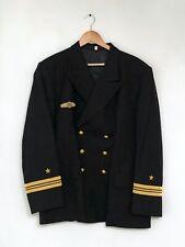 Uniform Jacke Dienstgrad Kapitänleutnant Marine Offiziere Bundeswehr #01