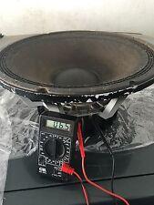 Electro-Voice SRO 15B Exc Cond 200W@8Ohms Free Lower 48 U.S. Shipping