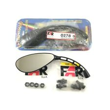 Exclusive Mirror Carbon Look Left Right M8 M10 THREAD Motorcycle Quad Scooter
