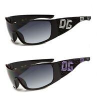 DG Large Womens Sunglasses Fashion Designer Rhinestones Shades Celebrity New