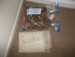 Readicut Rug Wool, Canvas & Hook Bundle.