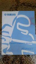 Yamaha TT-R90ET motorcycle 2004 Owners Service Manual maintenance LIT-11626-18-3