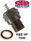 K&B® 7300 LONG REACH HP GLOW PLUG --- Best Plug for your engine Made in USA