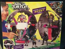 Teenage Mutant Ninja Turtles Out of the Shadows TMNT Technodrome Playset NIB!!