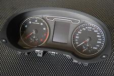 original Audi Q3 8U TFSI Kombiinstrument Tacho Benzin km/H cluster 8U0920940