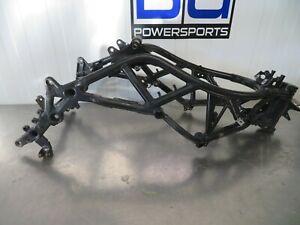 EB706 2009 09 BMW F800 GS FRAME VIN: WB10219069ZT76923