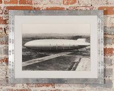 USS Akron ( ZRS-4) US Navy Zeppelin -Original 1931 Photograph -Rare